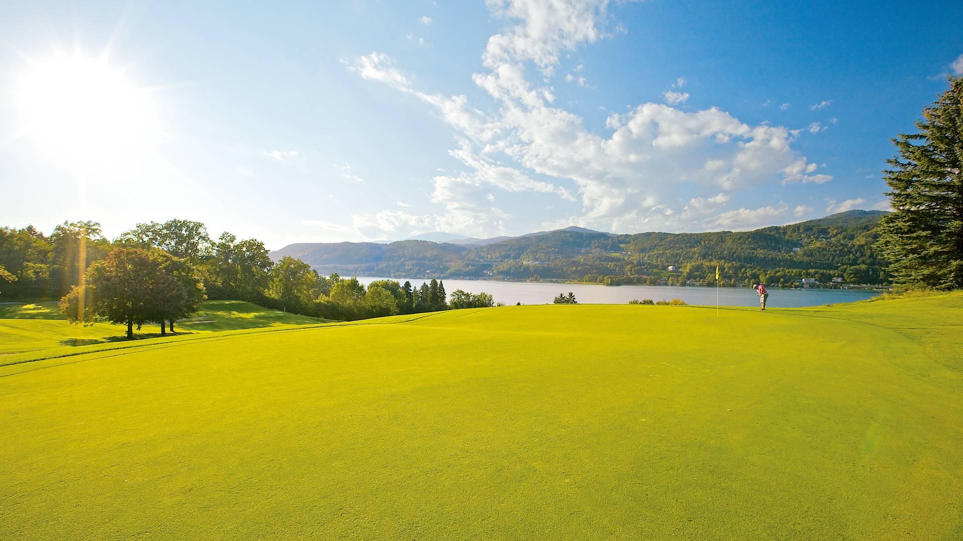Golf in Kärnten, Golfclub Dellach