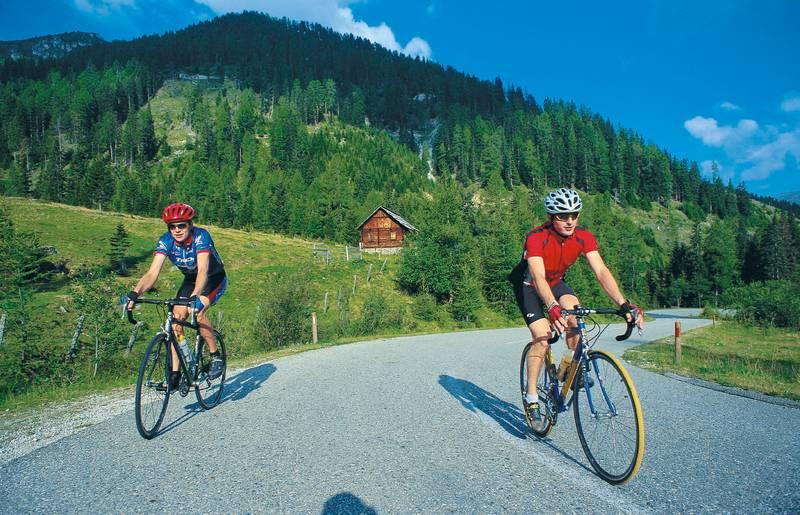 Radfahren und Biken in Kärnten