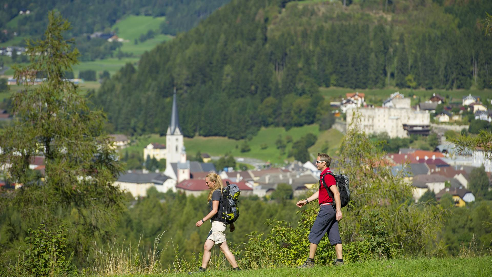 Wandern am Alpe-Adria Trail