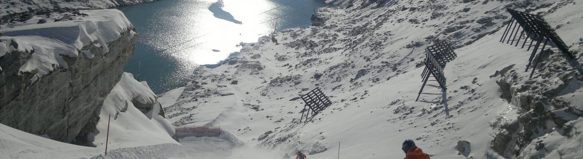 Mölltaler Gletscher in der Nationalpark-Region Hohe Tauern