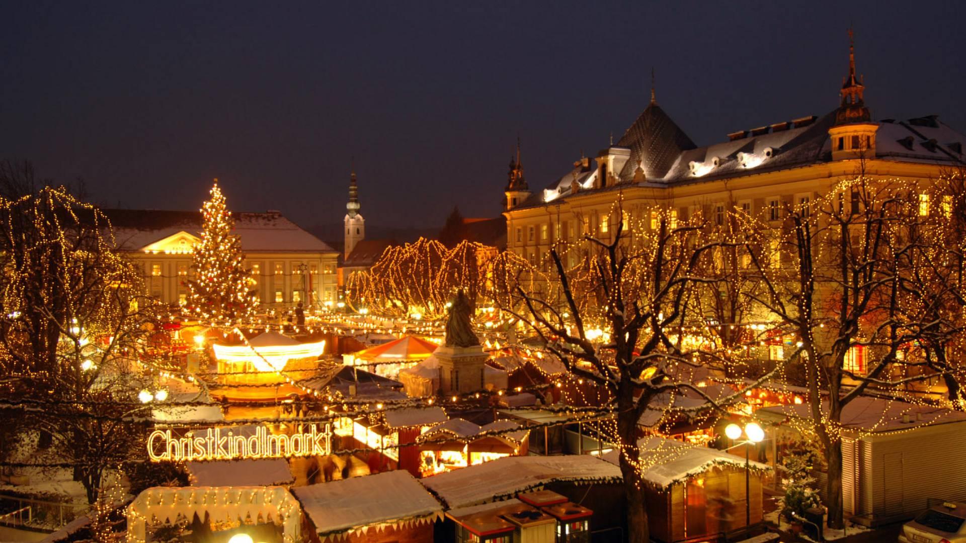 <p>Christkindlmarkt Klagenfurt</p>