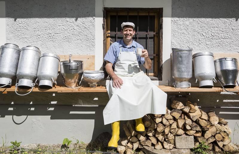 Slow Food Kärnten - Milch