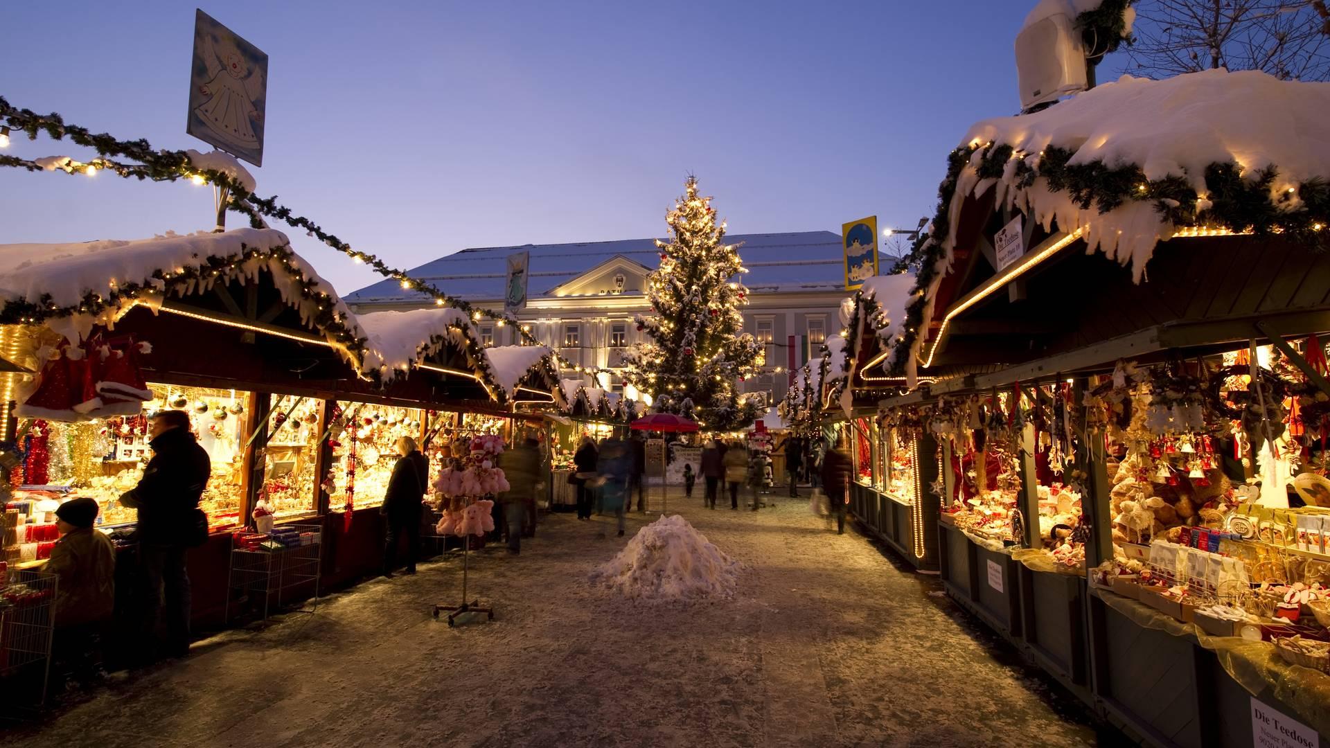 Christkindlmarkt Klagenfurt