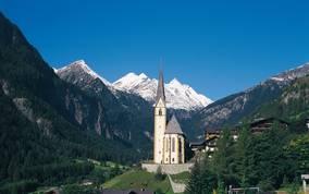 Kirche in Heiligenblut