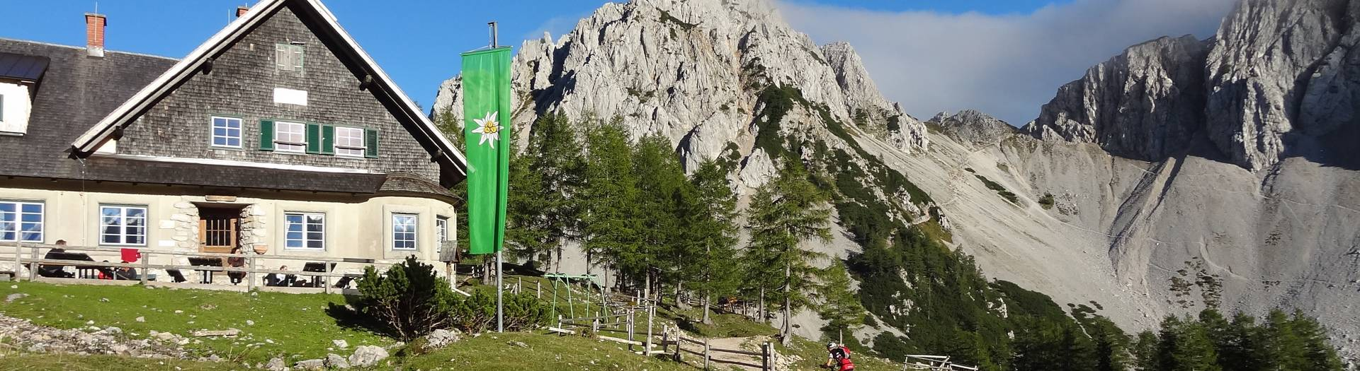 Klagenfurter Hütte in Feistritz im Rosental