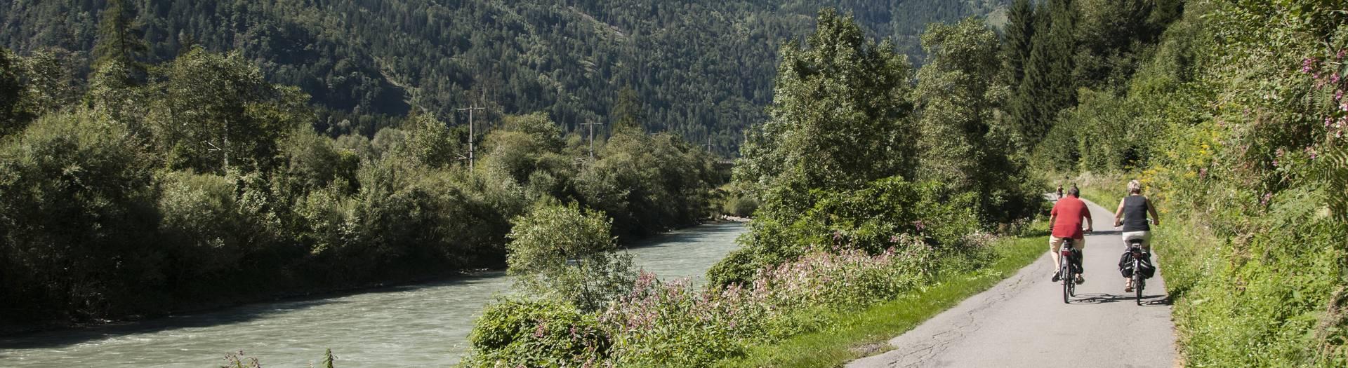 Sachsenburg in der Nationalpark-Region Hohe Tauern