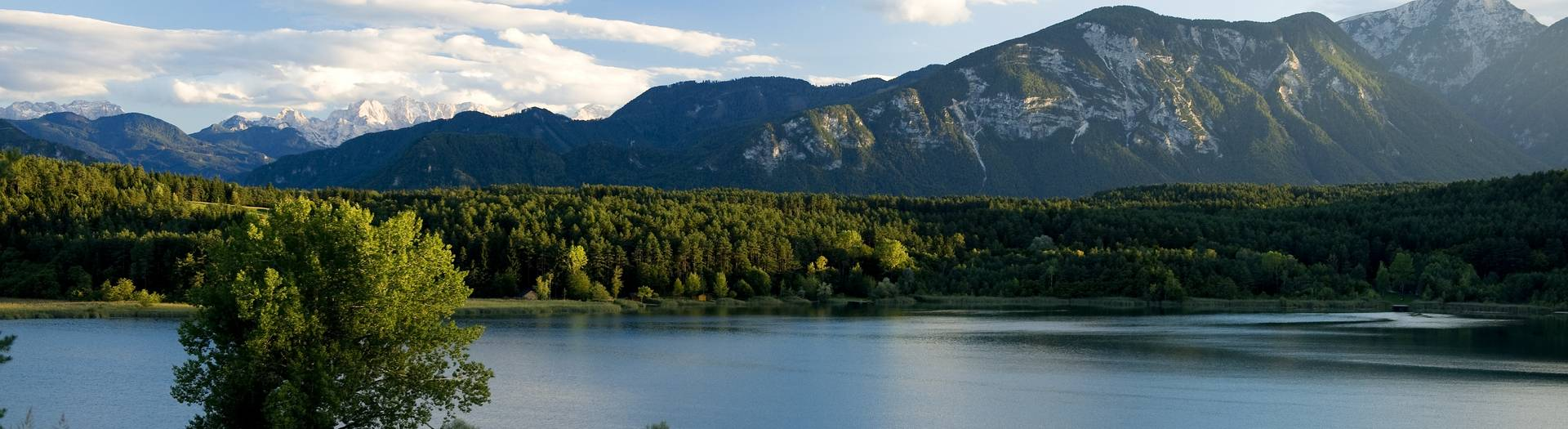 Landschaftsbild Turnersee