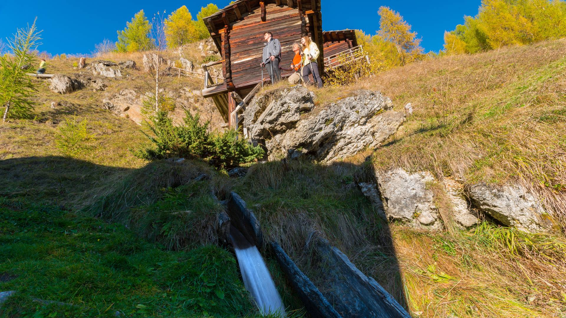 Apriacher Alm in der Nationalpark-Region Hohe Tauern
