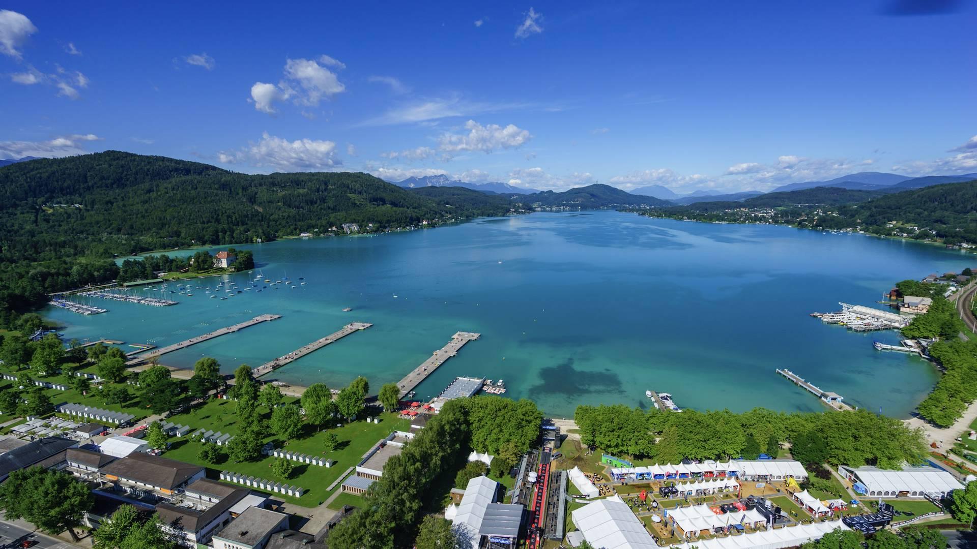 <p>Ironman Klagenfurt</p>