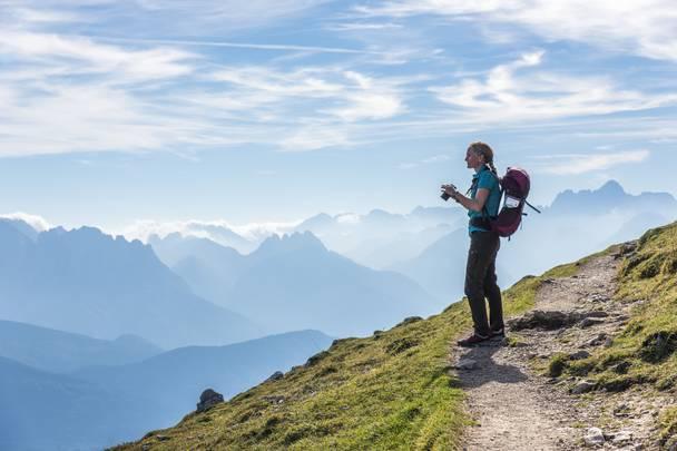<p>Naturpark Dobratsch, wandern mit Rangerin, Region Villach</p>