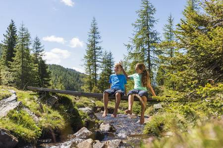 Vacanza breve per famiglie con Oskar