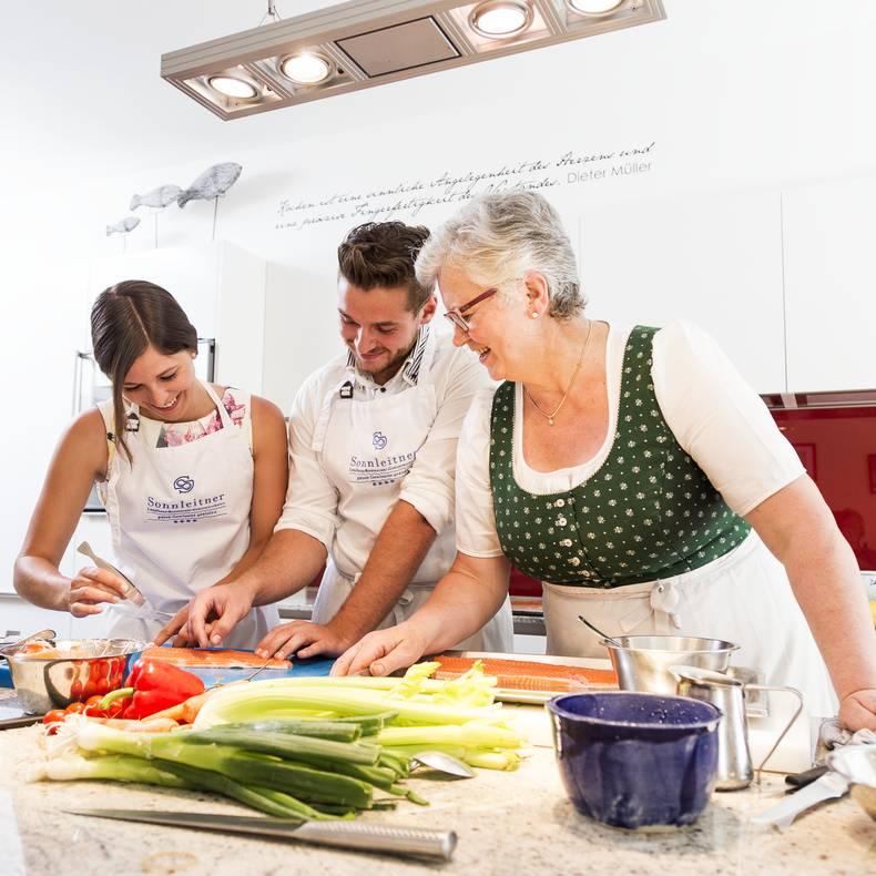 Slow Food Kärnten - Kochschule