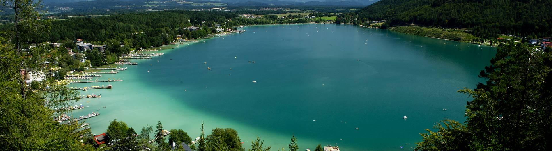 Sommer am Klopeiner See