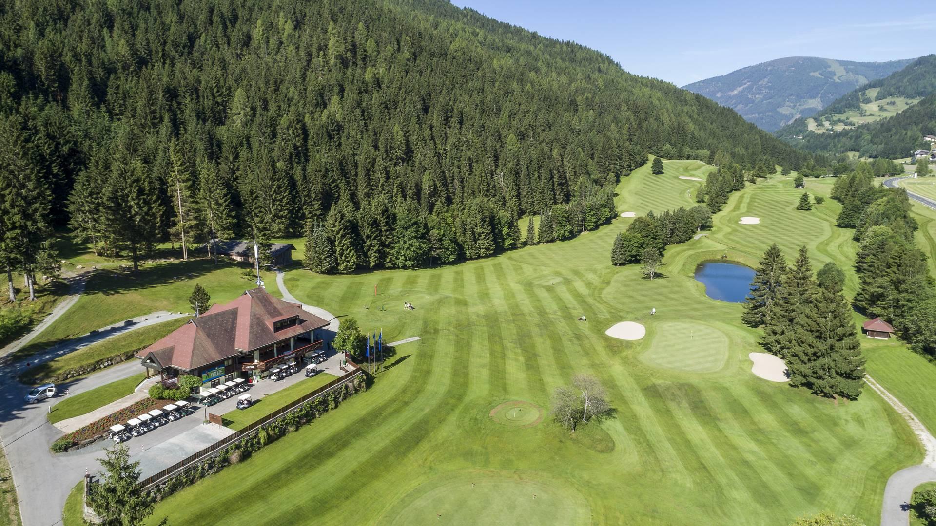 Golf Bad Kleinkirchheim