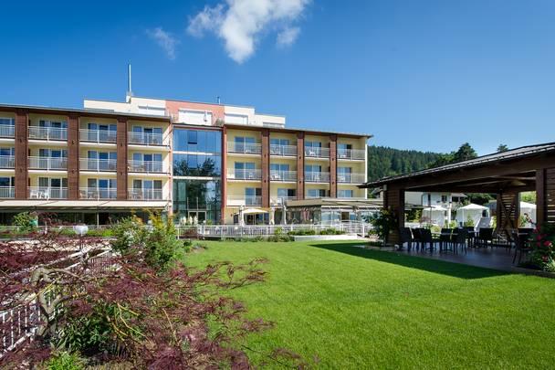 Hotel Balance Aussenansicht