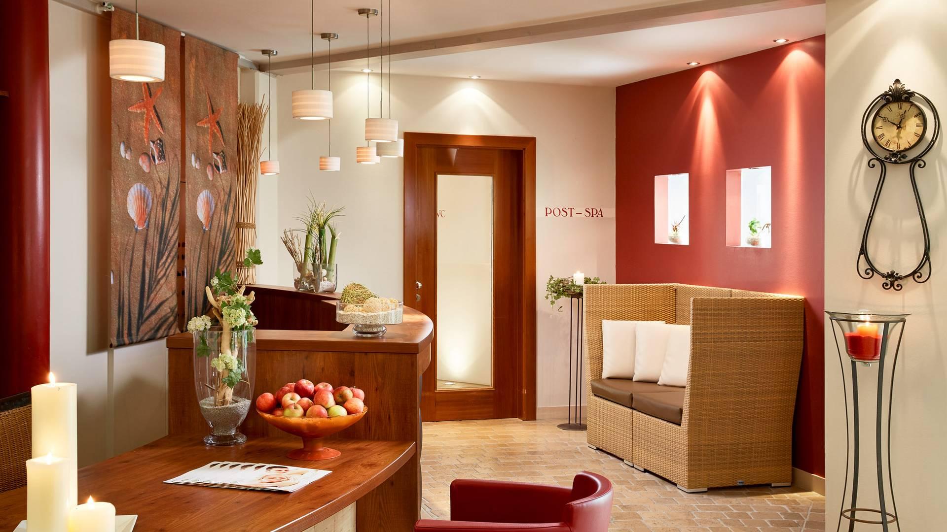 Hotel Die Post Wellness SPA