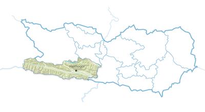 Nassfeld-Pressegger See