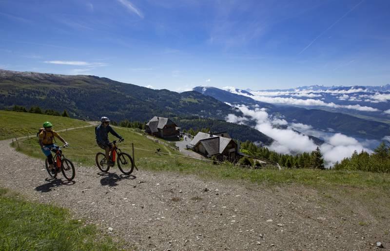 E Bike Region Millstaetter See
