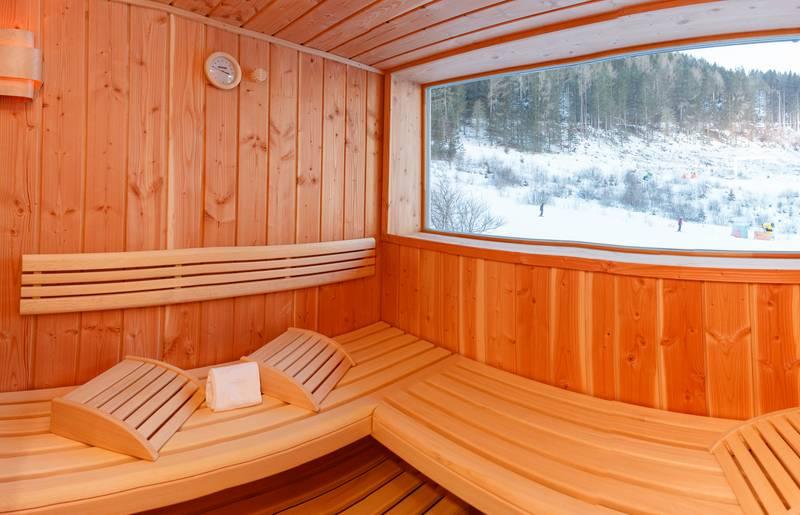 Trattlers Hof Chalets Sauna