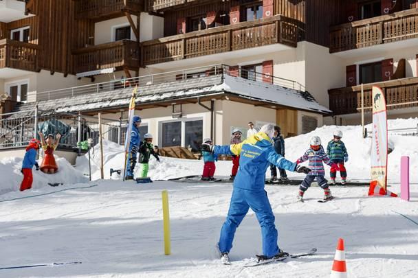 Heidi Hotel Falkertsee_Skifahren