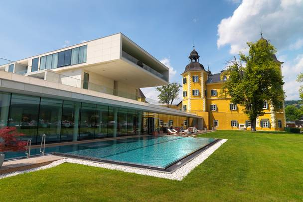 Falkensteiner Velden Wellness Aussenpool