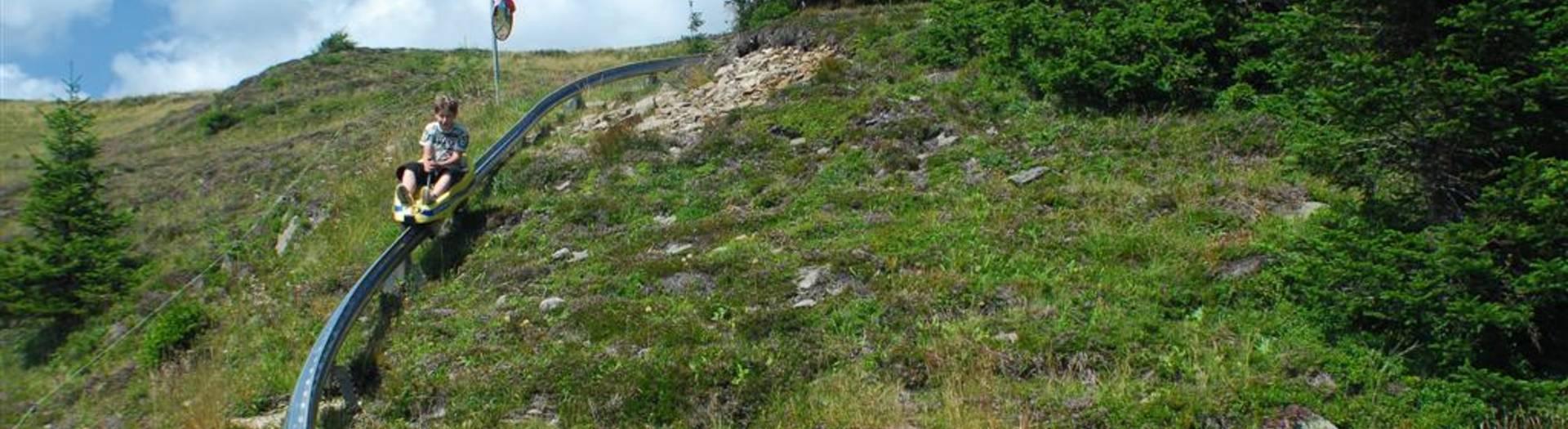 Sommerrodelbahn Klippitztörl