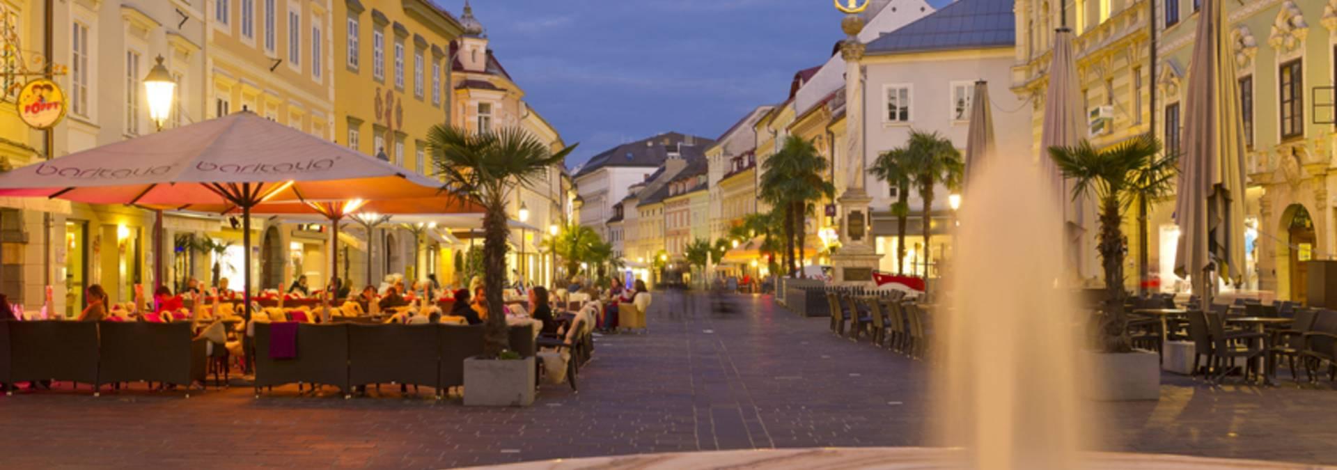 Social Klagenfurt am Woerther See