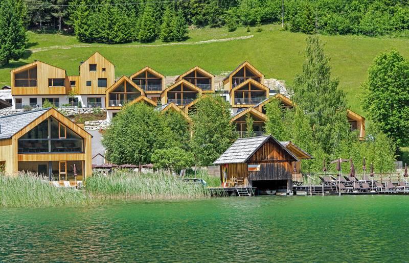 Hotel Regitnig See Chalets am Weissensee